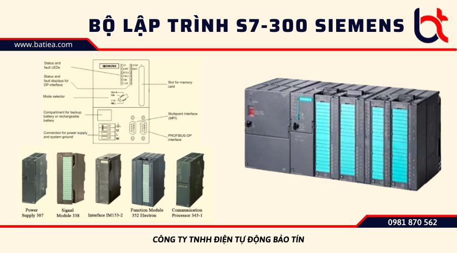 Bộ lập trình S7-300 SIEMENS