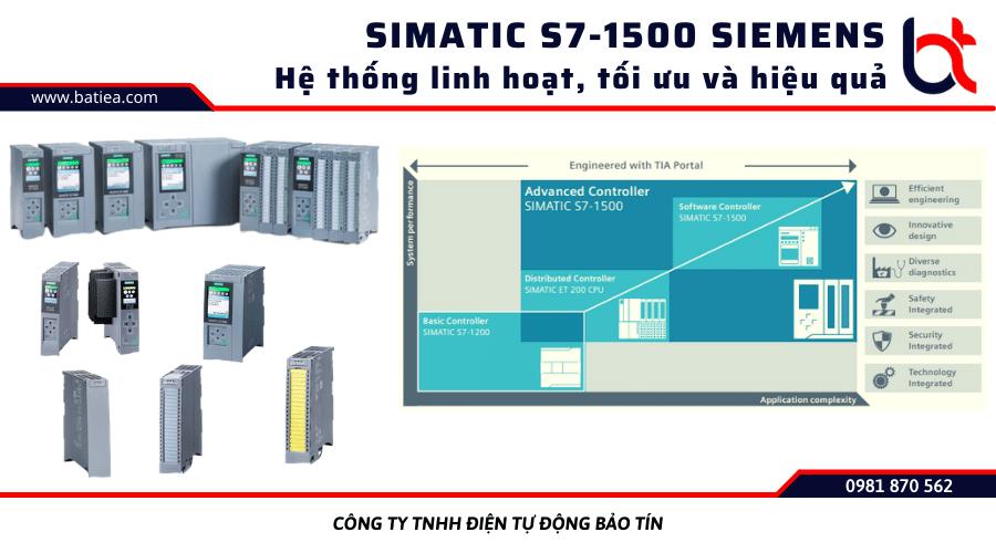Simatic S7-1500 Siemens