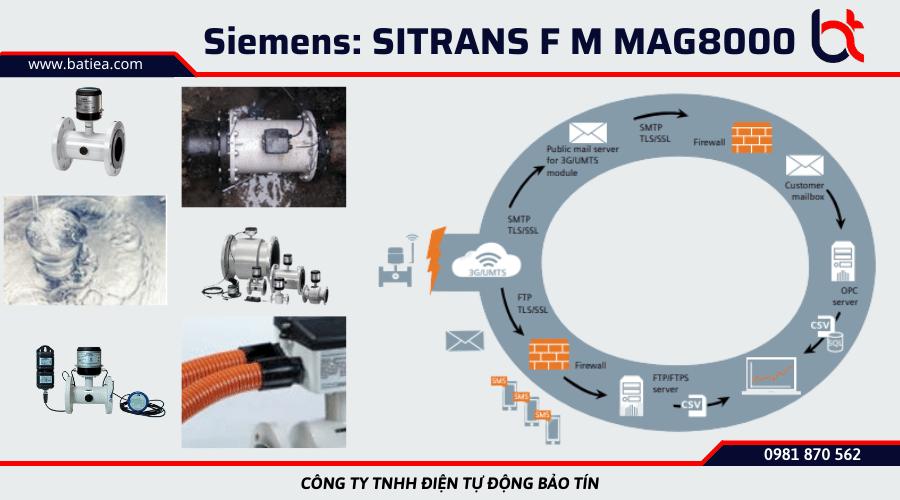 MAG8000 Siemens
